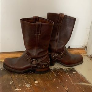 Frye Shoes - Frye Harness Boots